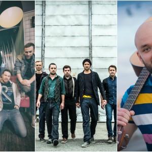 [Rock&Pop 11/17] UDG, O5 a Radeček, Pokáč:  Pomoc dětem jsme spojili s koncerty a merchandise