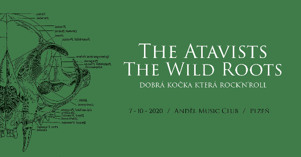 The Atavists & The Wild Roots