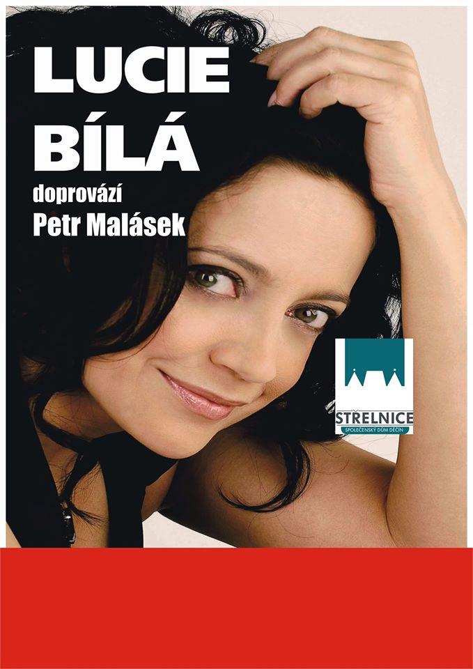Lucie Bílá - recitál s P. Maláskem