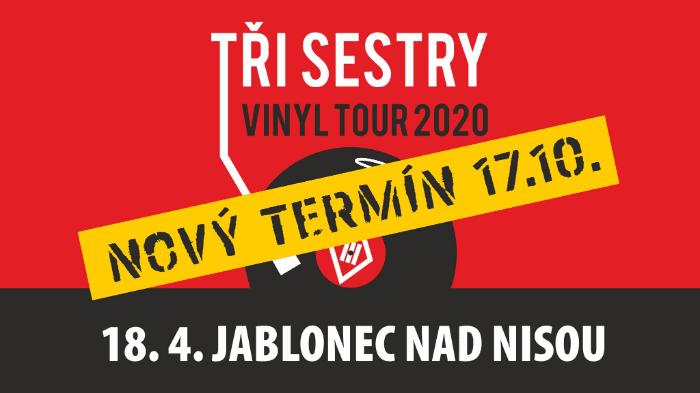 Tři sestry VINYL TOUR 2020