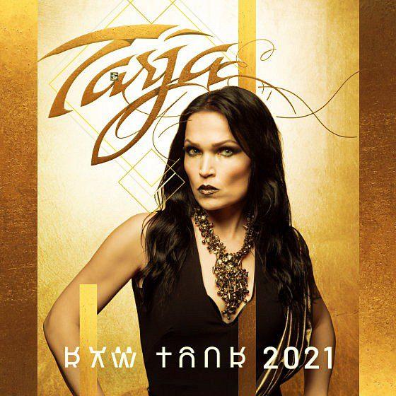 """Tarja Turunen - """"In The Raw"""" 2021"""
