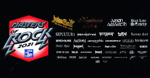 MASTERS OF ROCK 2021