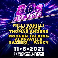 80s The Show 2020 Open Air!  Brno