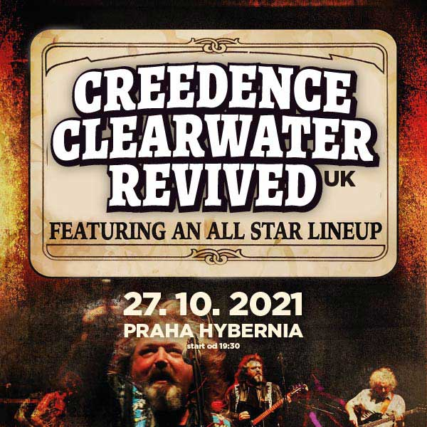 Creedence Clearwater Revived (UK)
