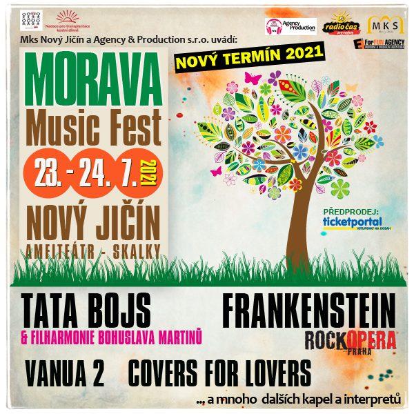 MORAVA MUSIC FEST 2021