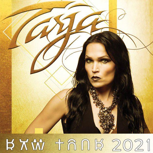 Tarja Turunen (ex-NIGHTWISH) Raw Tour Europe 2021