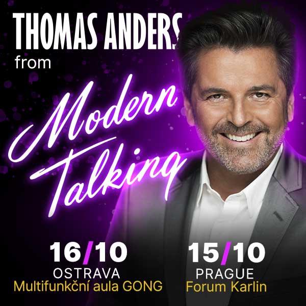 Thomas Anders & MODERN TALKING band