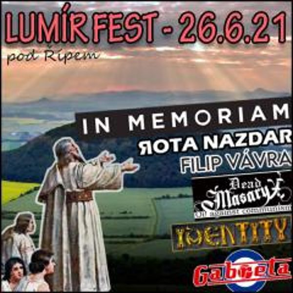 Lumír Fest pod Řípem 2021